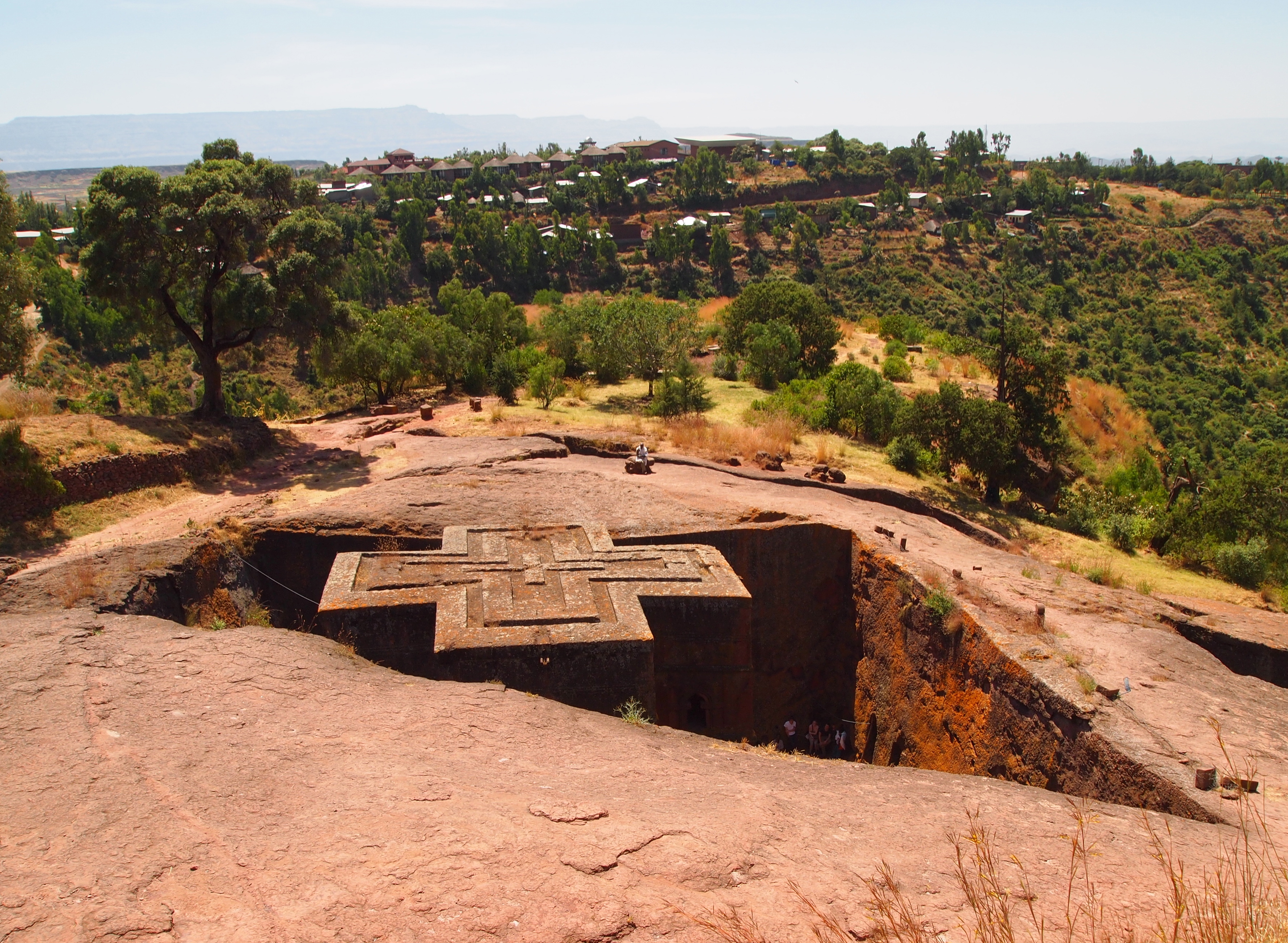 Mss Point Of View Lalibela