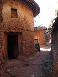 home of the priests and nuns of Lalibela