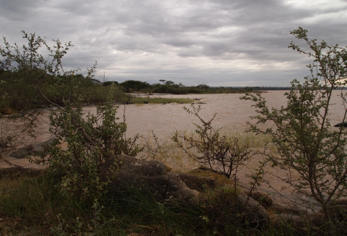 another view of Lake Langano