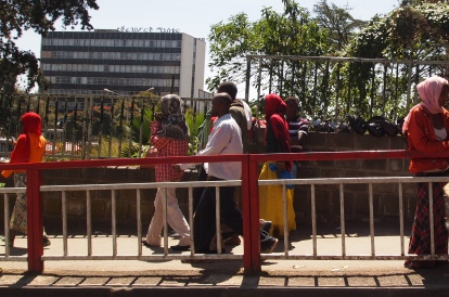 streetwalkers in Addis
