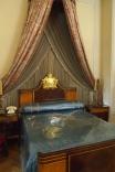Emperor Haile Selassie's bedroom