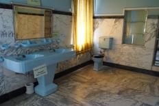 the Emperor's bathroom
